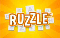 Ruzzle: Playing the game